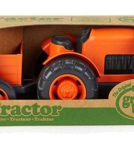 Green Toys Orange Tractor