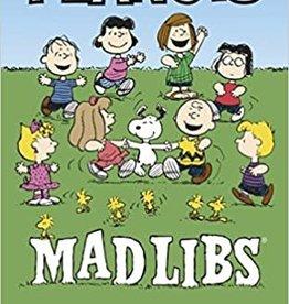 Mad Libs Peanuts Mad Libs