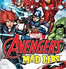 Mad Libs MARVEL SUPERHEROES MAD LIBS
