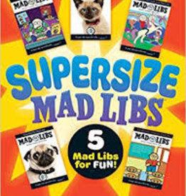 Mad Libs Supersize Mad Libs