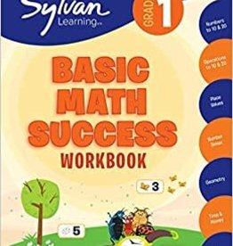 RH Childrens Books 1ST GRADE BASIC MATH (WKBK)