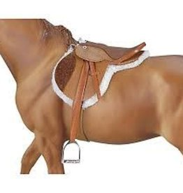Reeves International English Devon Saddle