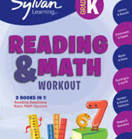 RH Childrens Books KINDER READING & MATH WKOUT