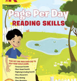 RH Childrens Books KINDER PAGE PER DAY READING