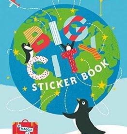 Pavilion Books Big City Sticker Book