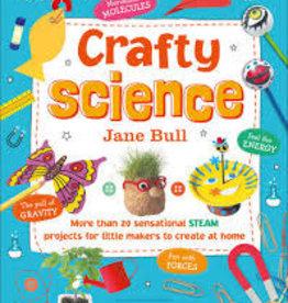 DK Children Crafty Science by Jane Bull