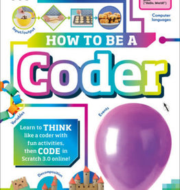 DK Children How to Be a Coder by Kiki Prottsman