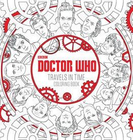 Price Stern Sloan PSS Doctor Who Coloring Book