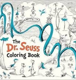 Random House The Dr. Seuss Coloring Book