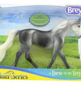Reeves International Grey Saddlebred
