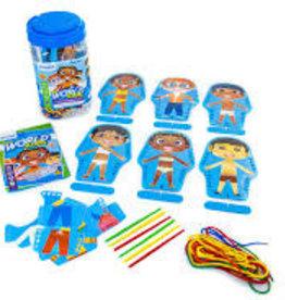 Miniland Flexi World Kids