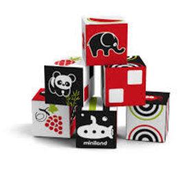 Miniland First Senses Cubes