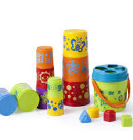 Miniland Moogy Stacking Cups