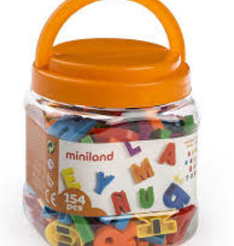 Miniland Upper Case Magnetic Letters