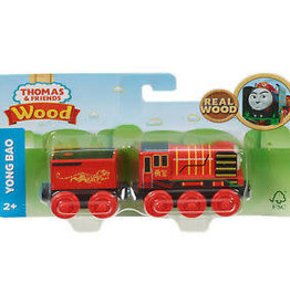 Fisher Price Yong Bao Wood Train