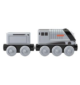 Fisher Price Spencer Wood Train