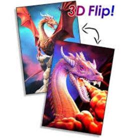 ArtGame3D 3D Dragon Flip Puzzle 300 pc