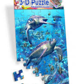 ArtGame3D Turtle Town 60 pc