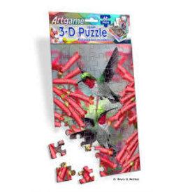 ArtGame3D Humming Bird 60 pc