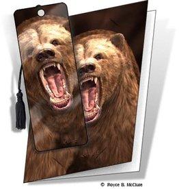 ArtGame3D Bear 3D gift card