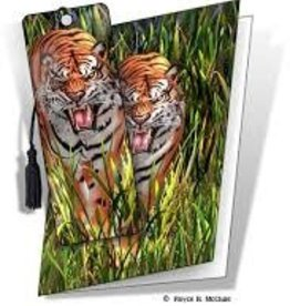 ArtGame3D Tiger Trouble 3D gift card