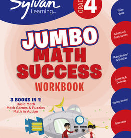 RH Childrens Books 4TH GRADE MATH (SUPER WKBK)