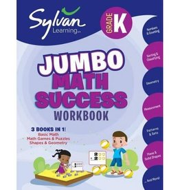 RH Childrens Books KINDER MATH SUCCESS(SUPR WKBK)