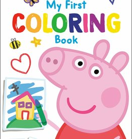 Random House Peppa Pig My first coloring book