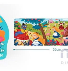 Mideer Fairy Tale Puzzle: Alice in Wonderland 36 Piece
