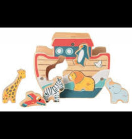 Egmont Toys Noah's Ark staking puzzle