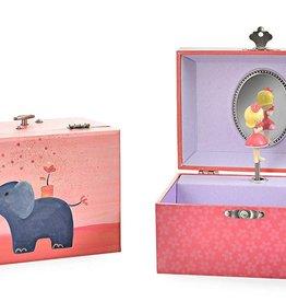 Egmont Toys Elephant Muscial Jewelry Box