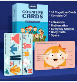 Mideer Cognitive Cards: Thinking