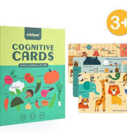 Mideer Cognitive Cards: Life