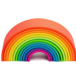 Dena Large Neon Rainbow Teether