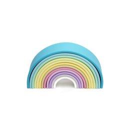 Dena Large Pastel Rainbow Teether
