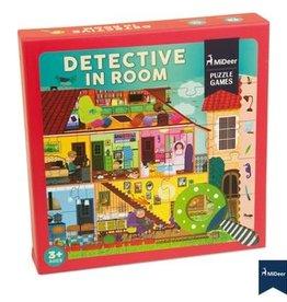 Mideer Detectie in Room Puzzle 42 Piece