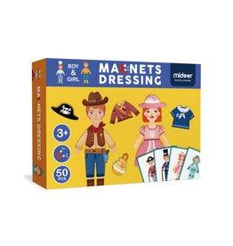 Mideer Magnets Dressing