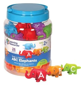 Learning Resources ABC Elephants