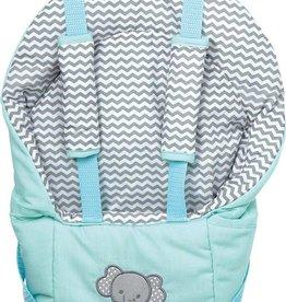 Adora Dolls Zig Zag Baby Carrier Elephant