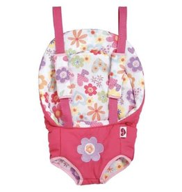 Adora Dolls Baby Carrier Snuggle Pink Flower