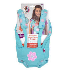 Adora Dolls Baby Carrier Snuggle Blue Flower
