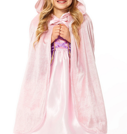 Little Adventures Child Cloak Pink S/M