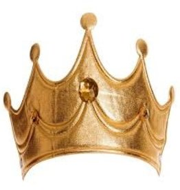 Little Adventures Princess soft crown gold