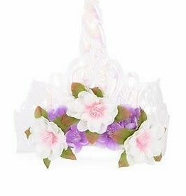 Little Adventures Unicorn princess soft headband