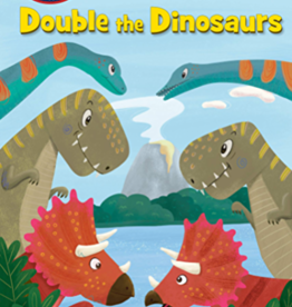 Penguin Double the Dinosaurs (Step 1 ready to read)