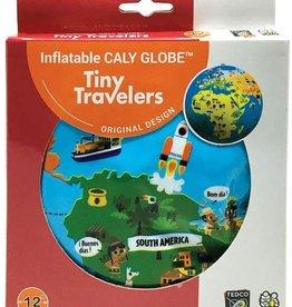 TEDCO Tiny Travelers Inflatable Globe