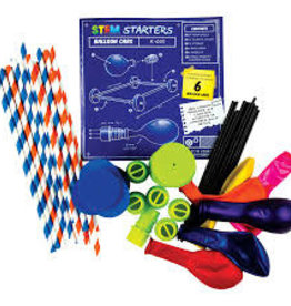 Teacher Created Resources STEM starters: Balloon Cars