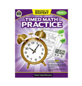 Teacher Created Resources Timed Math Practice Grade 5