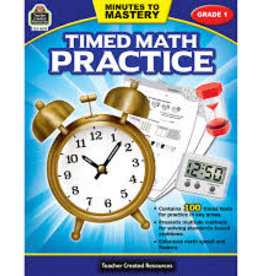 Teacher Created Resources Timed Math Practice Grade 1