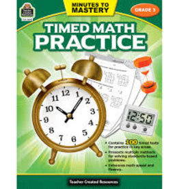 Teacher Created Resources Timed math Practice